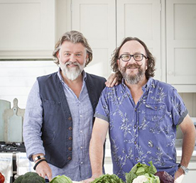 Hairy Bikers Bolton Food Festival Towns of Two Halves Football Tourism Ipswich Town