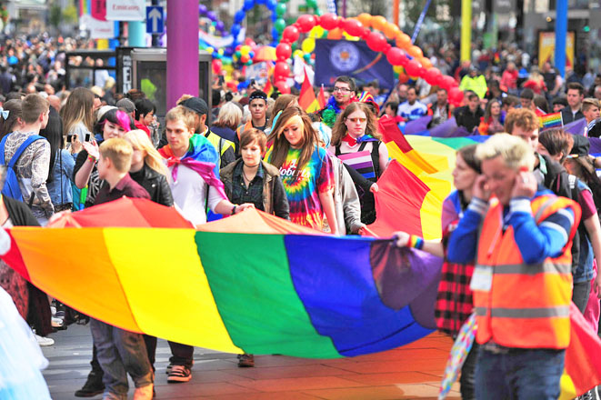 Pride, Leicester, Bournemouth, King Power