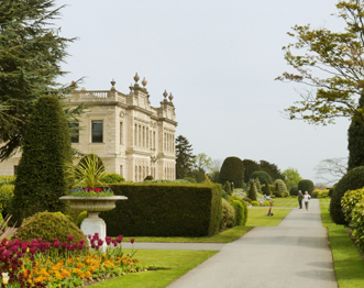 Brodsworth Hall, Doncaster, Upstairs Downstairs