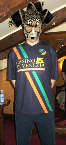 Venice, FC Venezia, replica strip, football tourism