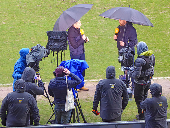 Sky Sports, Halifax Town, Ebbsfleet United, sports, broadcasting, satellite TV, Shay