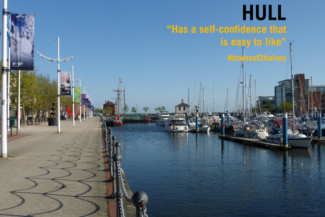 Hull, waterfront, quayside, lesiure